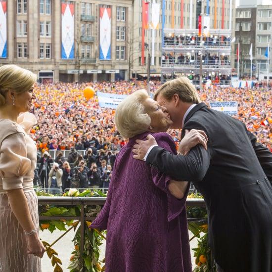 Netherlands Inauguration 2013