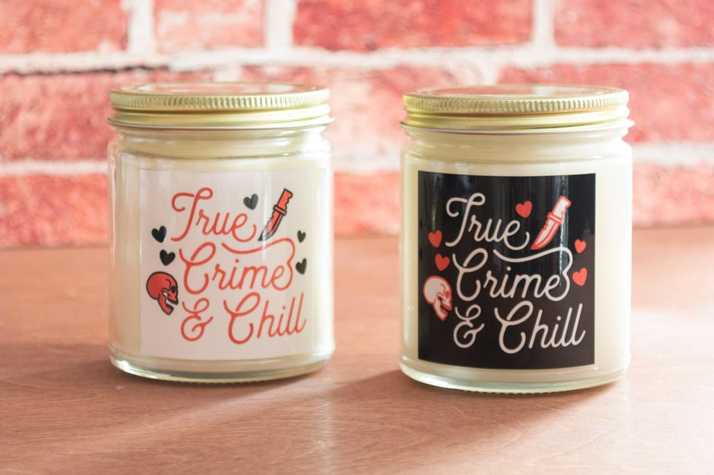True Crime & Chill Scented Candle