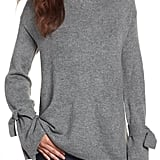 Halogen Bell-Sleeve Sweater