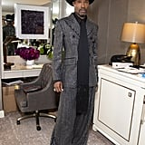 Billy Porter's Michael Kors Emmys Suit and Stephen Jones Hat