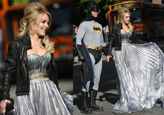 Lindsay Lohan's Latest Men in Character