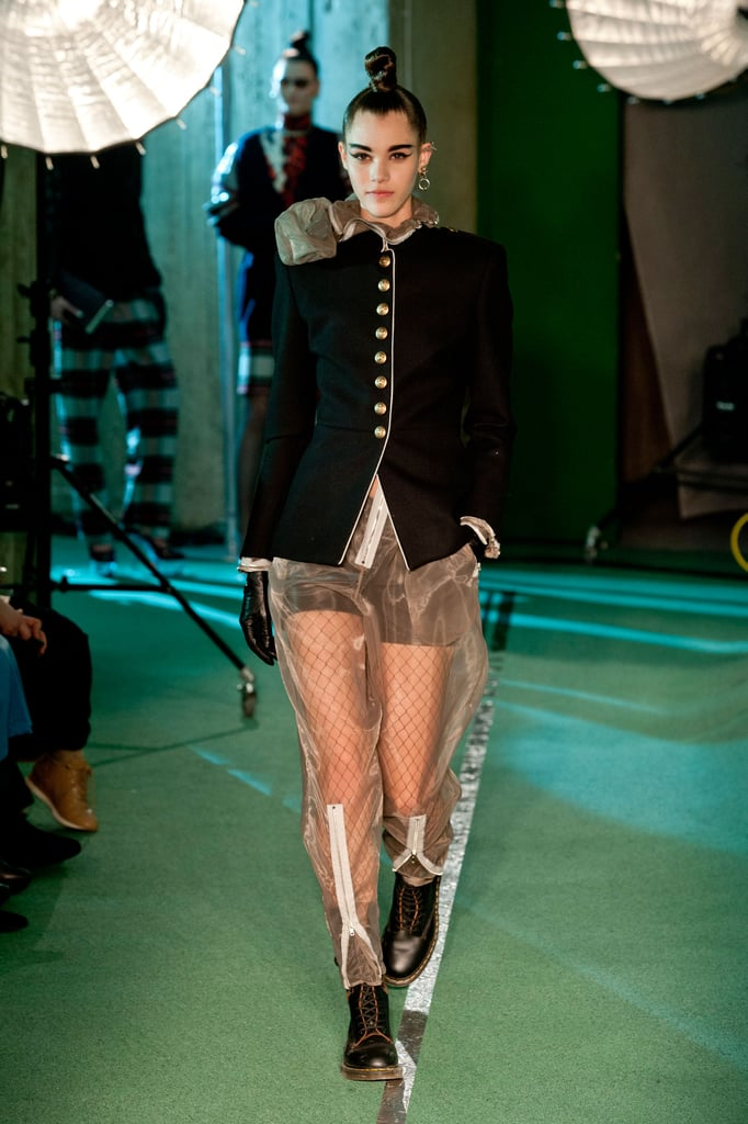 Jean Paul Gaultier Fall 2014