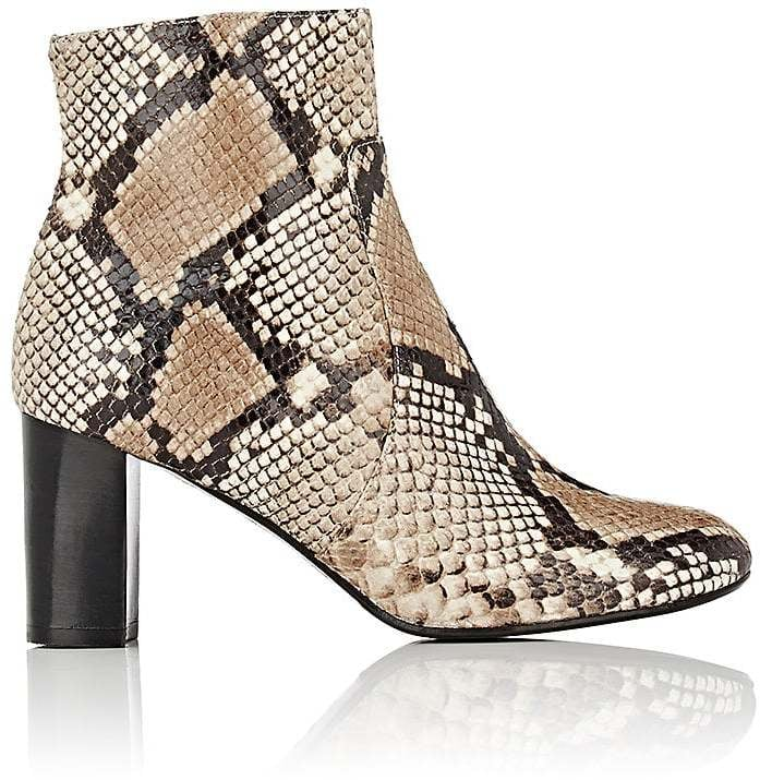 Snakeskin Boots   POPSUGAR Fashion