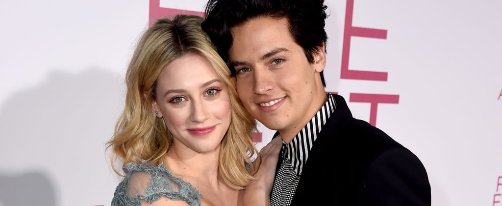 Lili Reinhart Birthday Message For Cole Sprouse 2019