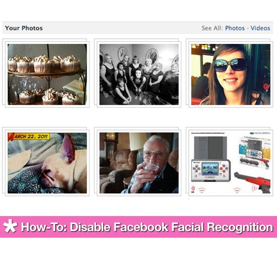 How to Turn Off Facebook Facial Recognition