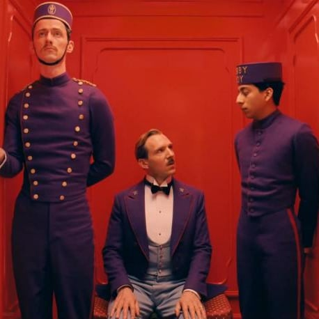 The Grand Budapest Hotel Trailer
