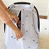 Bebe Au Lait Muslin Stroller Covers