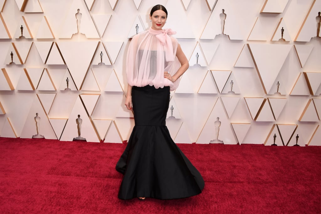 كاترينا بالف في حفل توزيع جوائز الأوسكار 2020