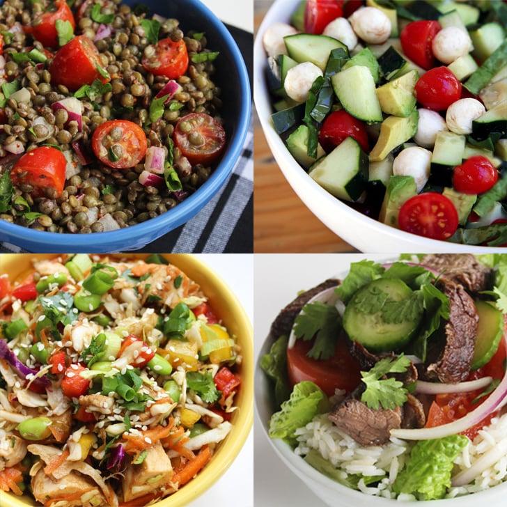 Healthy Dinner Salads