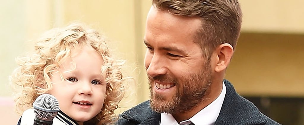 Ryan Reynolds Talks About Daughter James on GMA May 2018