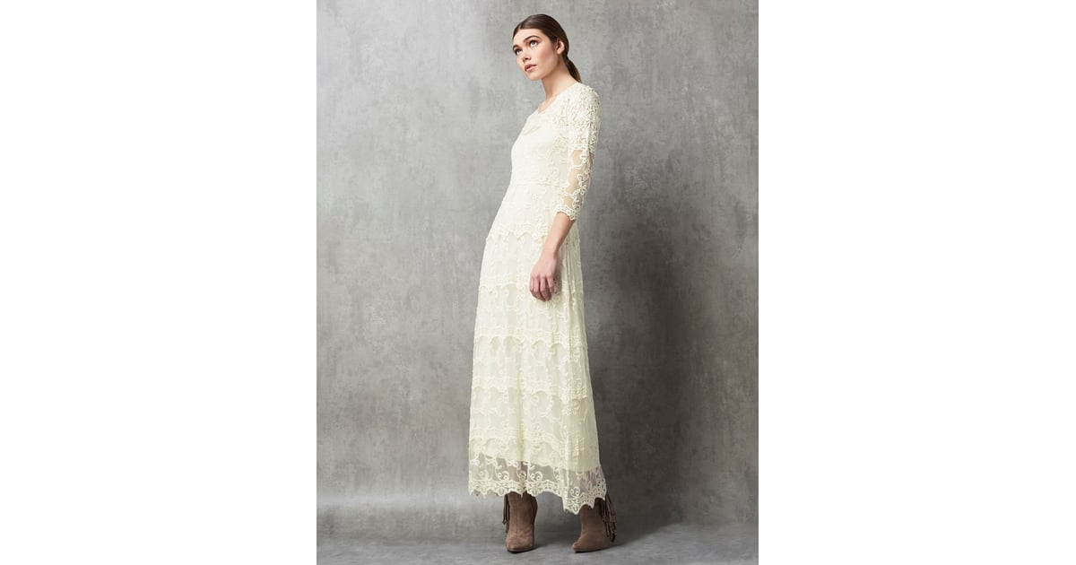 Lipsy crochet maxi dress 79 affordable off the rack for Where to buy off the rack wedding dresses