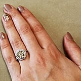 3 Carat Light Yellow Diamond and Platinum Ring ($22,000)