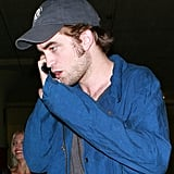 Photos of Robert Pattinson and Kristen Stewart at Chateau Marmont Together