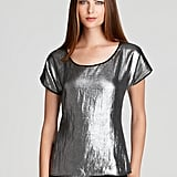 This Olivia and Oak Top ($56) makes it easy to put even your most basic jeans into party mode.