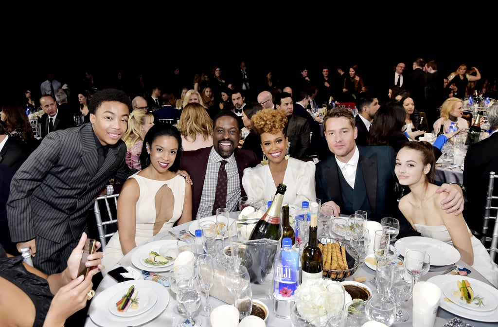 This Is Us at the 2020 Critics' Choice Awards