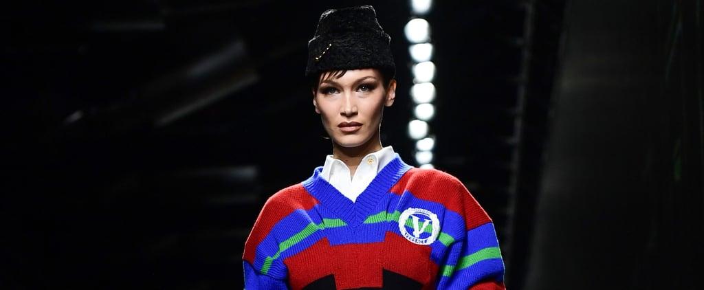 عرض مجموعة فيرزاتشي لموسم خريف شتاء 2020 في أسبوع الموضة بمي