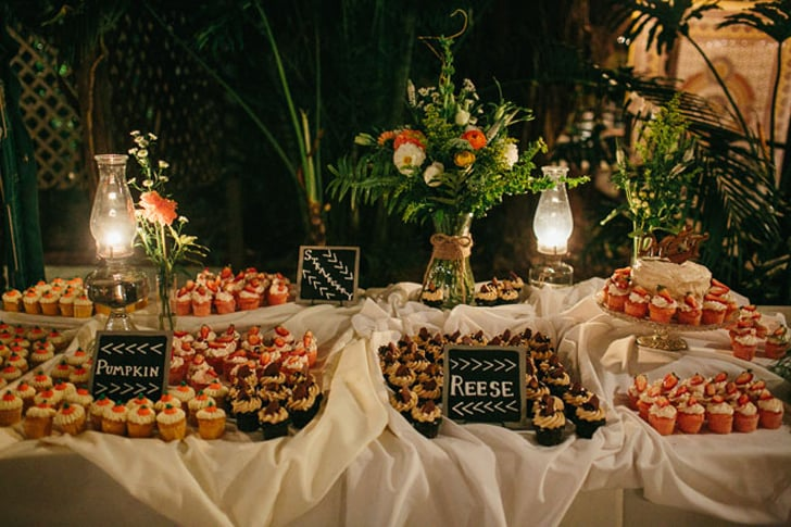 Wedding Dessert Table Ideas | POPSUGAR Food