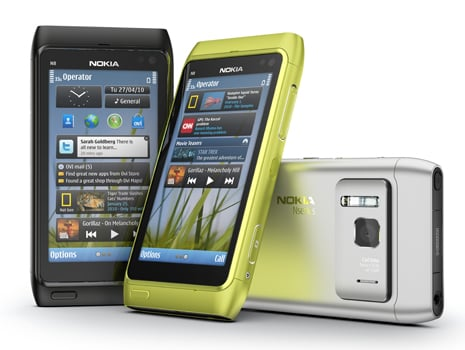 Nokia N8 Trouble