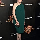 Julianne Moore at The Hunger Games: Mockingjay Part 1 Party