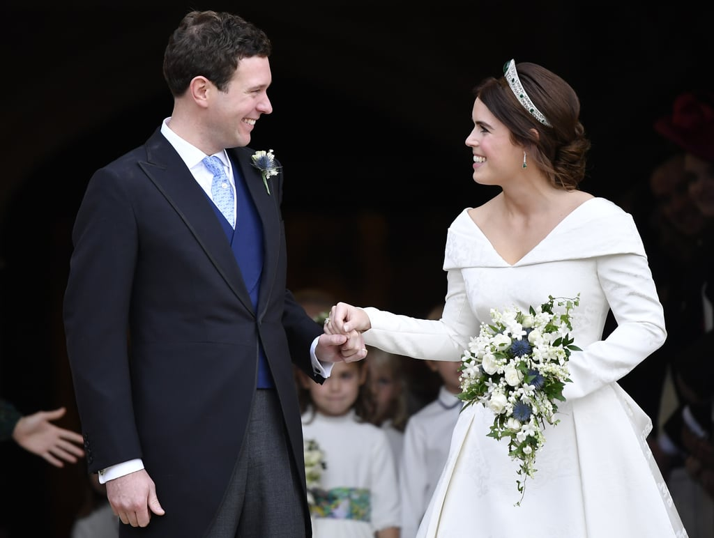 Princess Eugenie Wedding Photo on Instagram October 2018