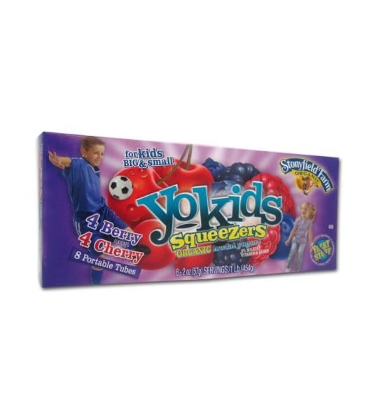 Would you try Yokids Squeezers?