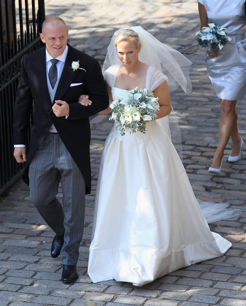Zara Phillips and Mike Tindall Wedding Pictures 2011-07-30 ...