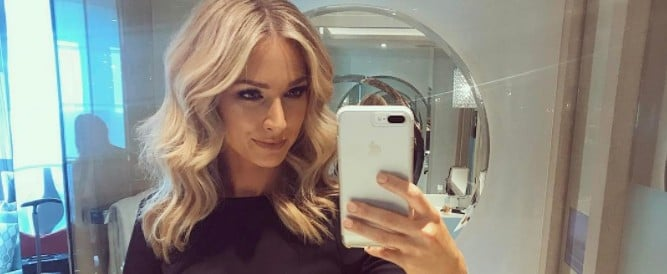 All the Prettiest Style and Beauty Instagrams From the 2017 Logie Awards
