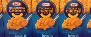 Have You Noticed This Sneaky Change in Kraft's Classic Macaroni and Cheese?