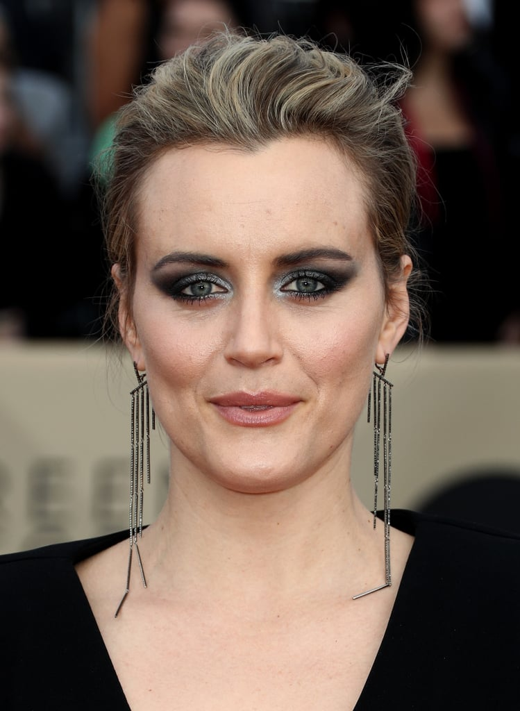 Taylor Schilling Hair And Makeup At Sag Awards 2018