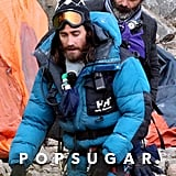 Jake Gyllenhaal revealed a transformation of his own as he grew quite a beard and longer hair for his new film, Everest.