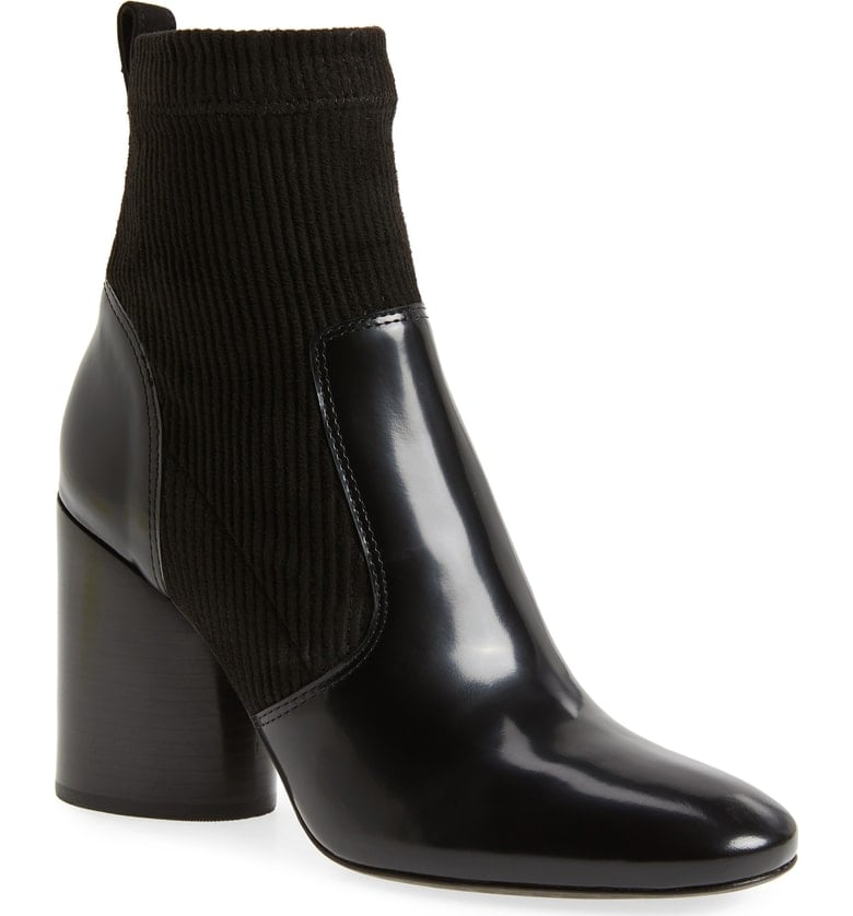 Tory Burch Rowen Sock Booties