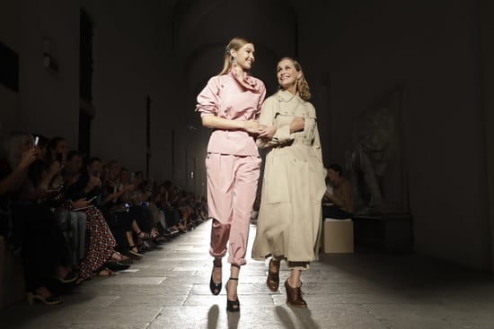 Gigi Hadid Walks the Runway with Lauren Hutton and All the Biggest Moments You Missed from Milan Fashion Week