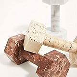 Page Thirty Three Marble Dumbbells