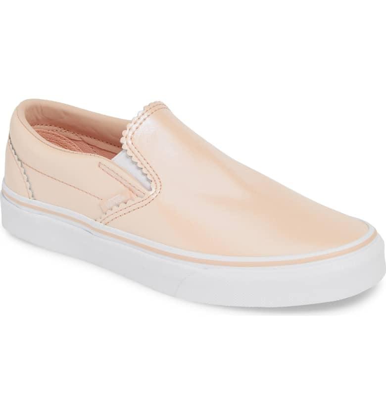 Vans Classic Pearl Slip-On Sneaker