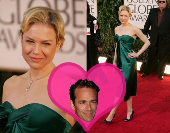 Renée Zellweger and Luke Perry?