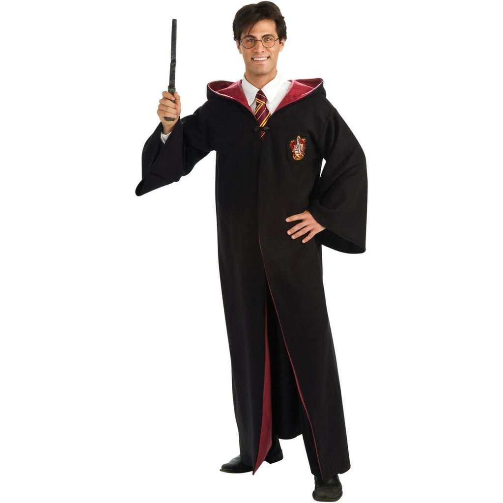 Men's Harry Potter Deluxe Robe Costume