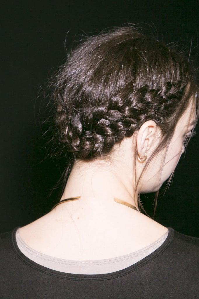 The Hair at Viktor & Rolf, Paris
