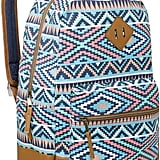 Cotton Print Backpack