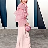 Julia Butters at the Vanity Fair Oscars Afterparty 2020