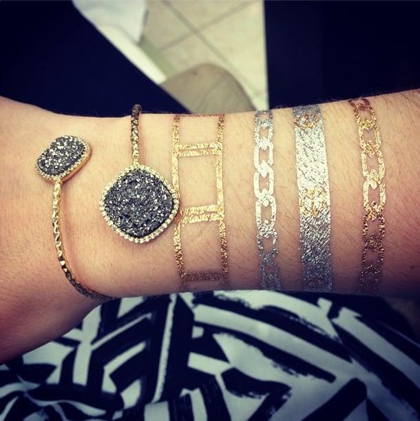 Glitzy Wrist