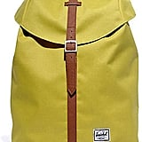 We love the fresh citrusy shade of this Herschel Supply Co. Post Backpack ($60) — it's definitely an attention getter.