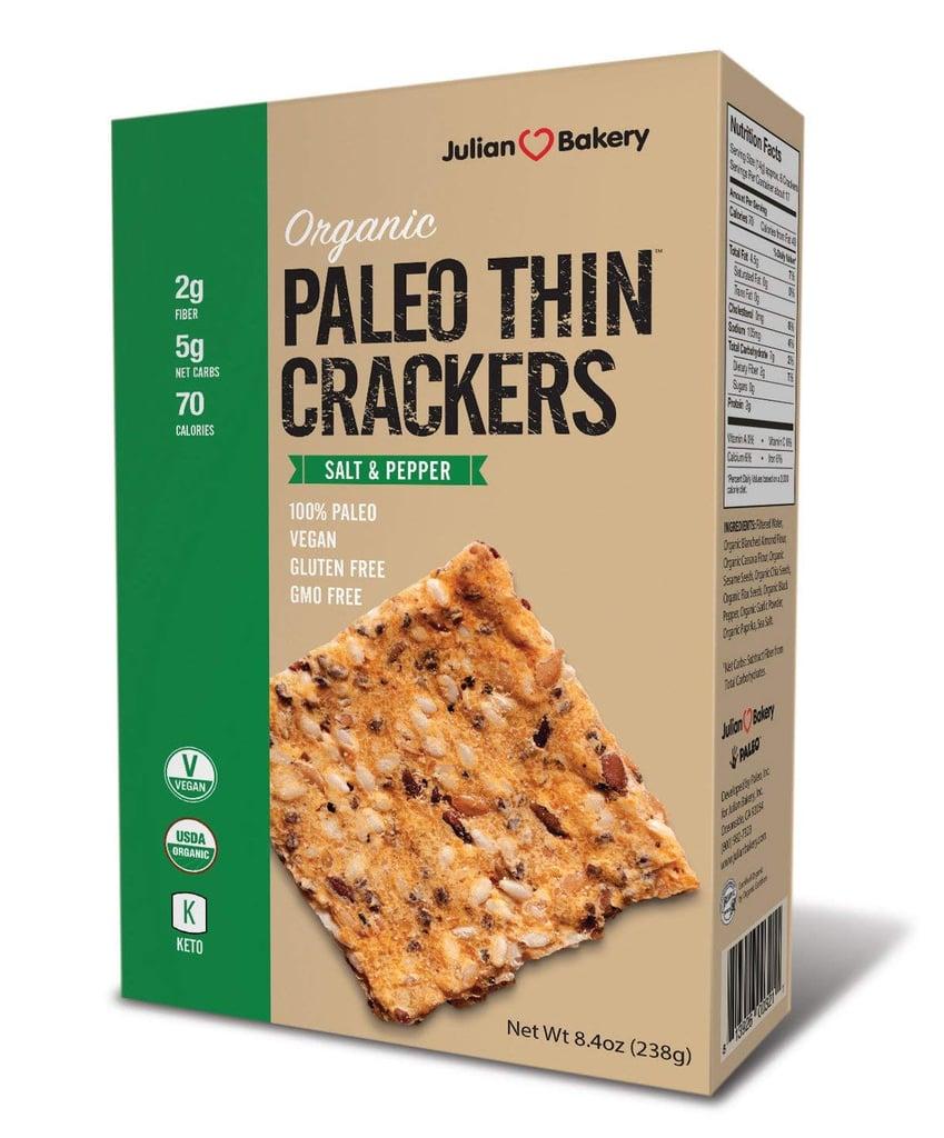 Paleo Thin Crackers