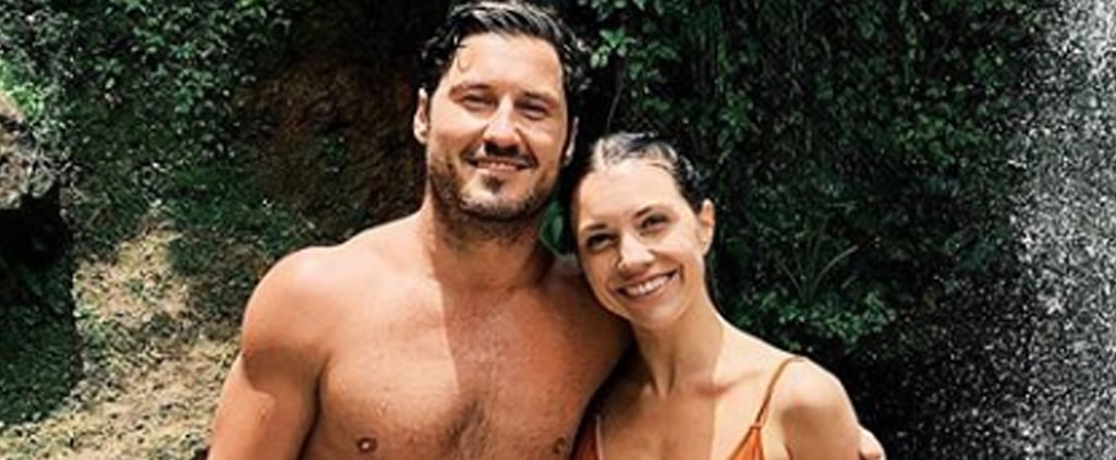 Val Chmerkovskiy and Jenna Johnson Honeymoon Pictures