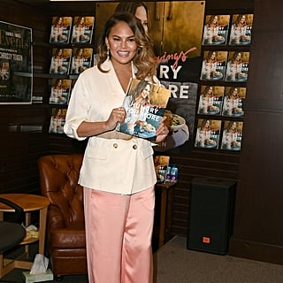 Chrissy Teigen Writing a Kids' Cookbook