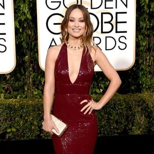 Golden Globe Awards Red Carpet Dresses 2016