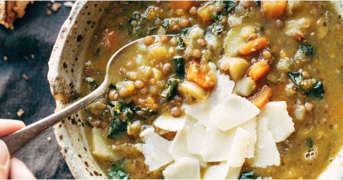 20+ Soup Recipes to Help You Beat Weight Gain
