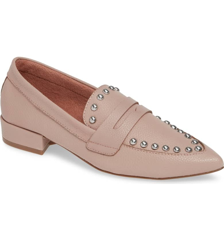 Kensie Iroi Studded Loafers