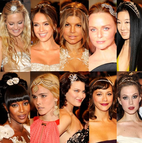 Ornate Headpieces at the Met Gala 2011