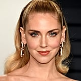 Chiara Ferragni at the 2019 Vanity Fair Oscar Party
