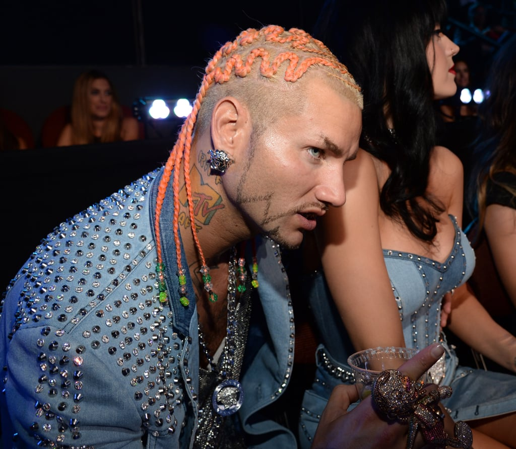Riff Raff Men S Hairstyles On The Red Carpet Popsugar